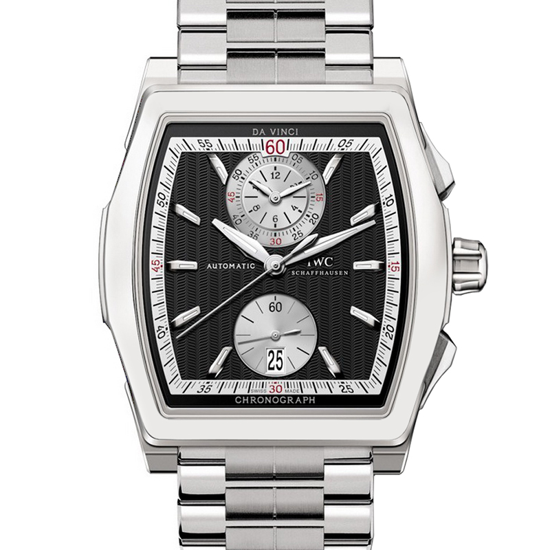Da Vinci Chronograph IW376422 (Stainless Steel)