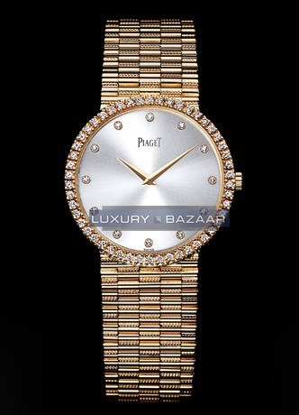Dancer Traditional Diamond Watch GOA34145