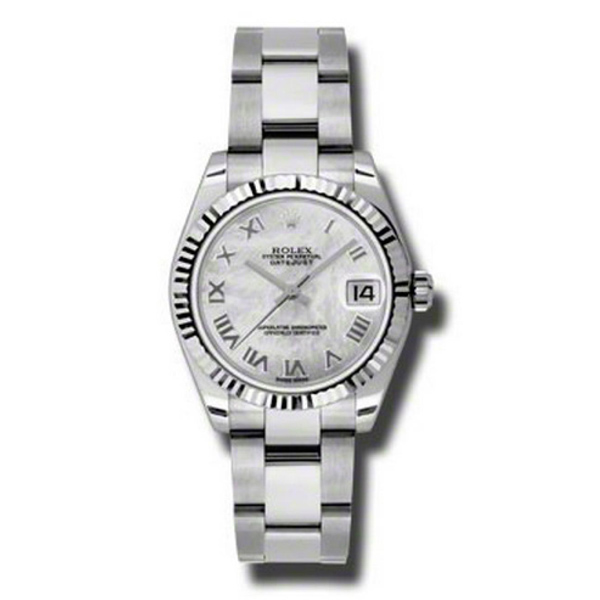 Oyster Perpetual Datejust 31mm Fluted Bezel 178274 mro