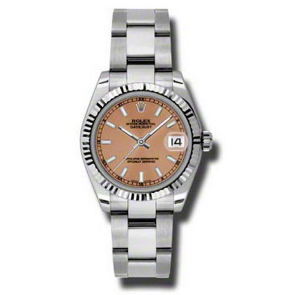Oyster Perpetual Datejust 31mm Fluted Bezel 178274 pso