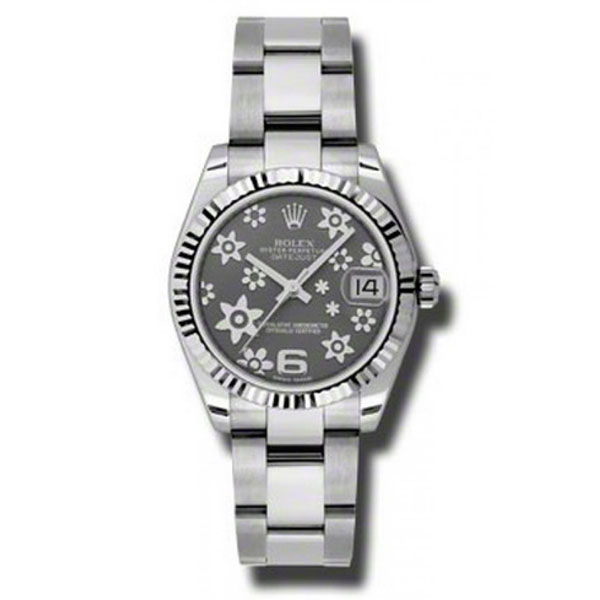 Oyster Perpetual Datejust 31mm Fluted Bezel 178274 rfo