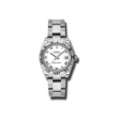 Oyster Perpetual Datejust 31mm Fluted Bezel 178274 wro