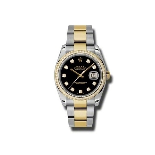 Datejust 36mm 116243 bkdo