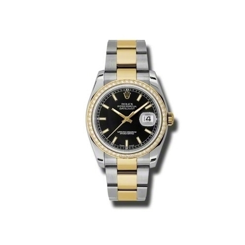 Datejust 36mm 116243 bkio