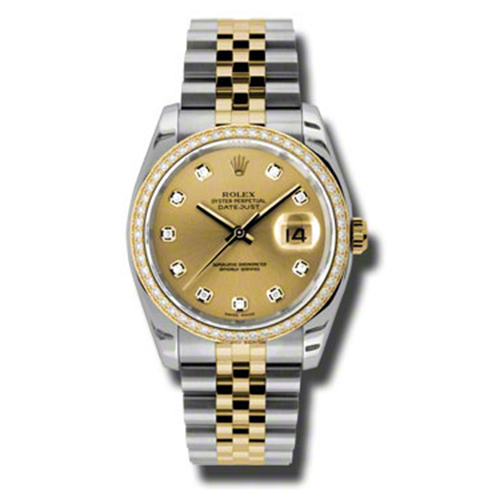 Datejust 36mm 116243 chdj