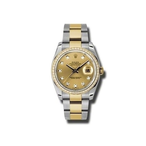 Datejust 36mm 116243 chdo