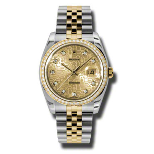 Datejust 36mm 116243 chjdj