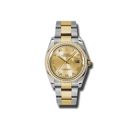 Datejust 36mm 116243 chro