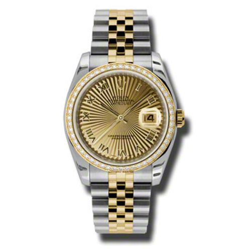 Datejust 36mm 116243 chsbrj