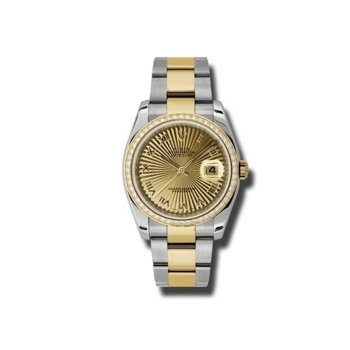 Datejust 36mm 116243 chsbro