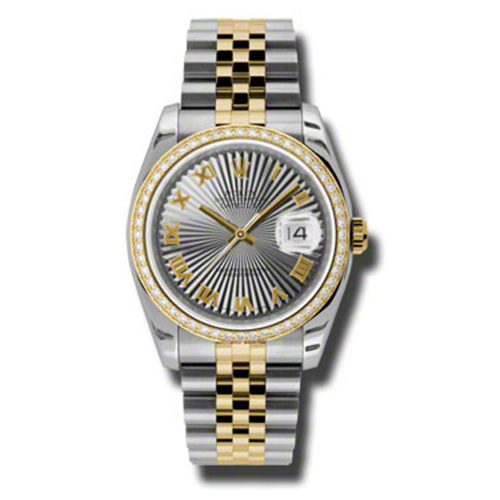 Datejust 36mm 116243 gsbrj