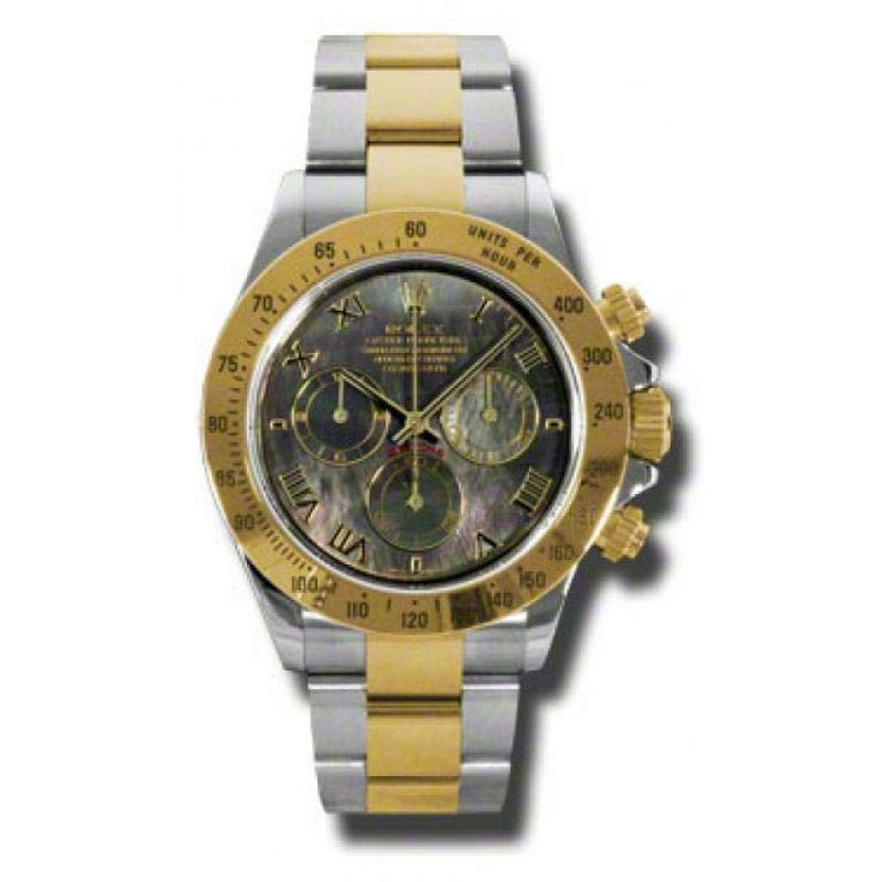 Daytona Steel and Gold 116523 dkm
