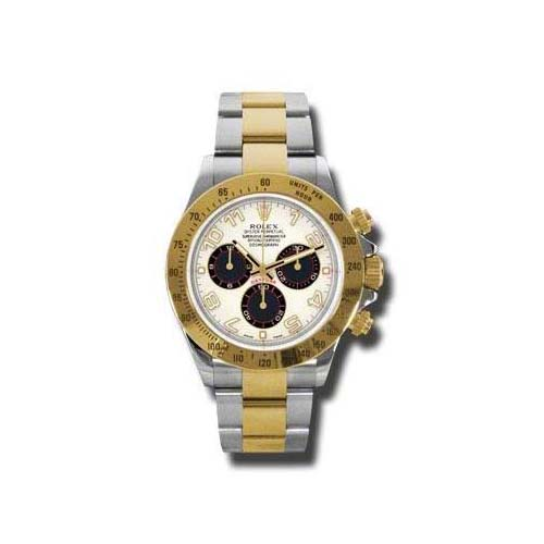 Daytona Steel and Gold 116523 ibka