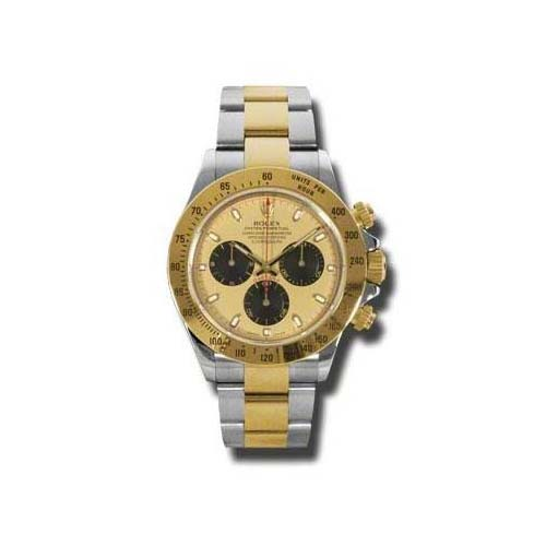 Daytona Steel and Gold 116523 pn