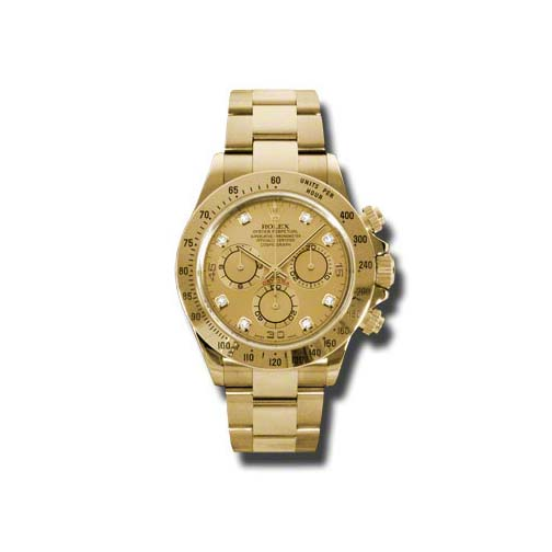 Daytona Yellow Gold 116528 chd