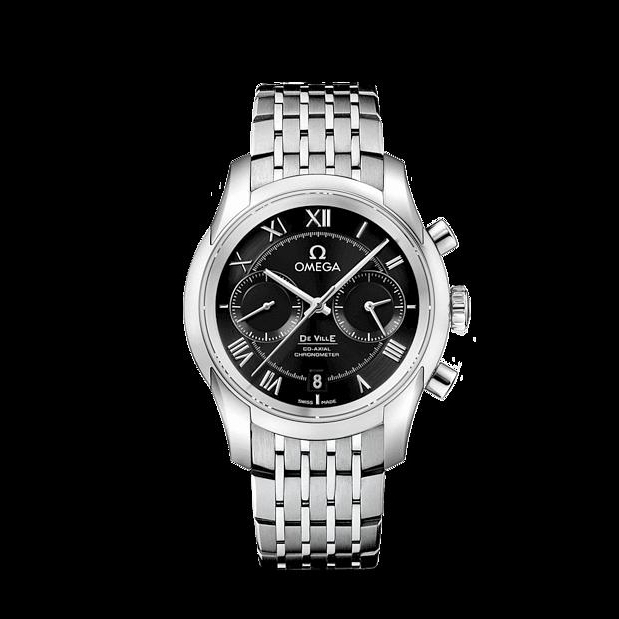 De Ville Omega Co-Axial Chronograph 431.10.42.51.01.001