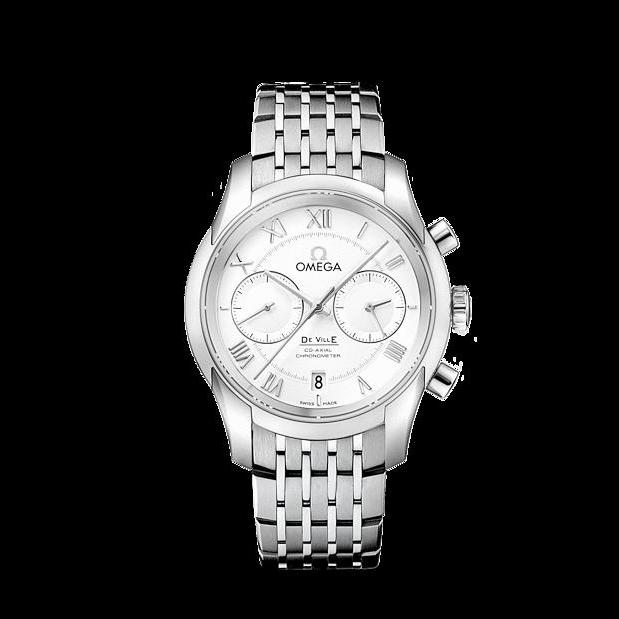 De Ville Omega Co-Axial Chronograph 431.10.42.51.02.001