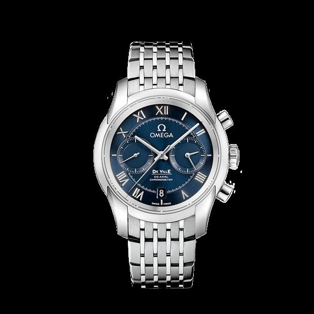 De Ville Omega Co-Axial Chronograph 431.10.42.51.03.001