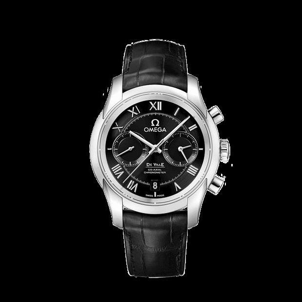 De Ville Omega Co-Axial Chronograph 431.13.42.51.01.001