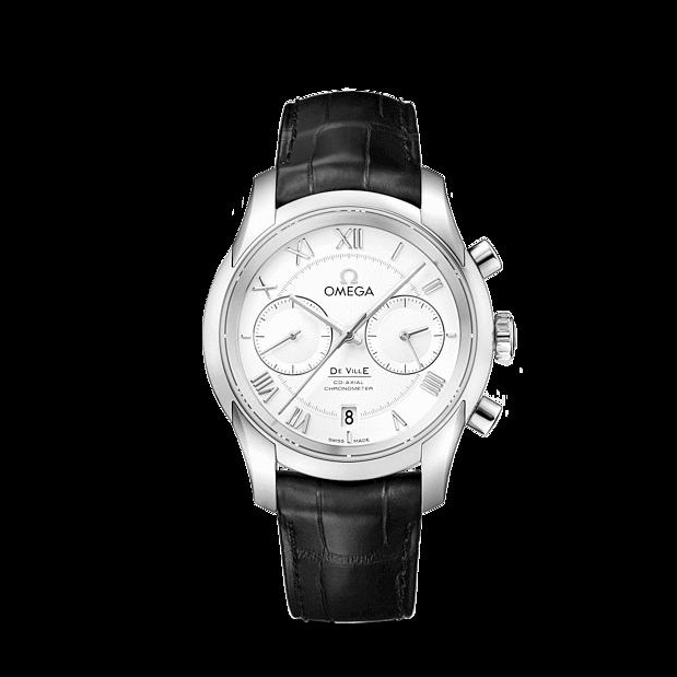 De Ville Omega Co-Axial Chronograph 431.13.42.51.02.001