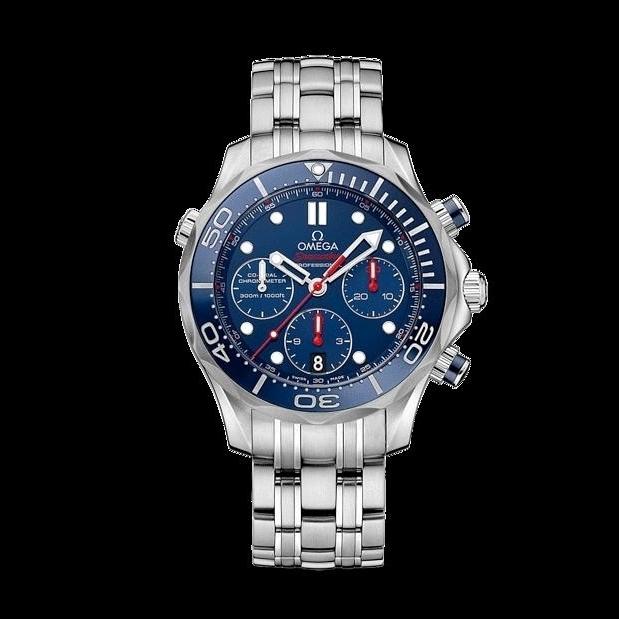 Diver 300 M Co-Axial 212.30.44.50.03.001