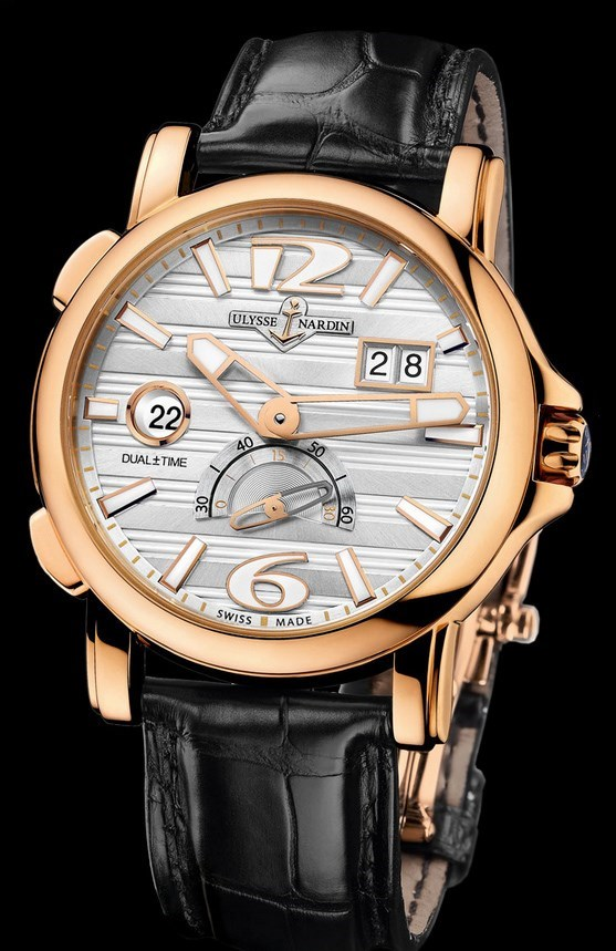 Dual Time Small Seconds 42mm 246-55/60