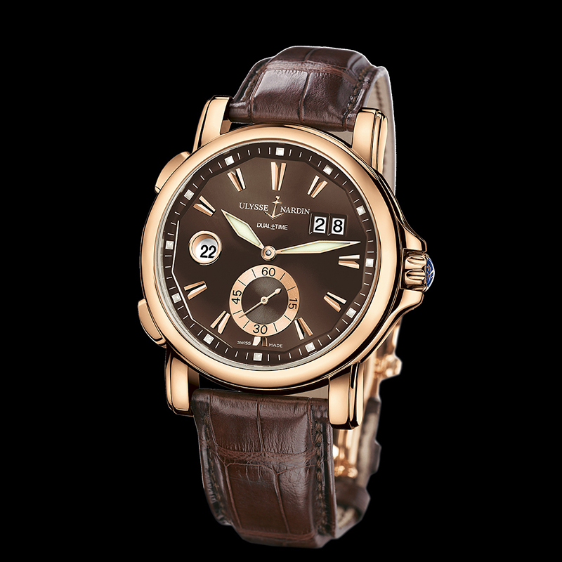 Dual Time Small Seconds 42mm 246-55/95