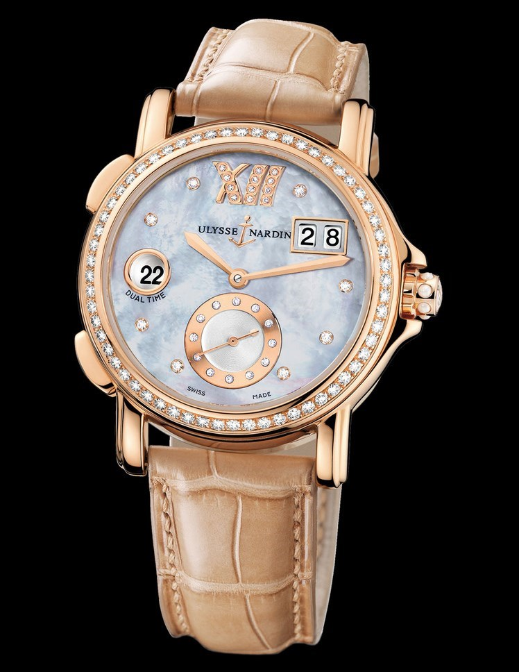 Dual Time Ladies Small Seconds 37mm 246-22B/392