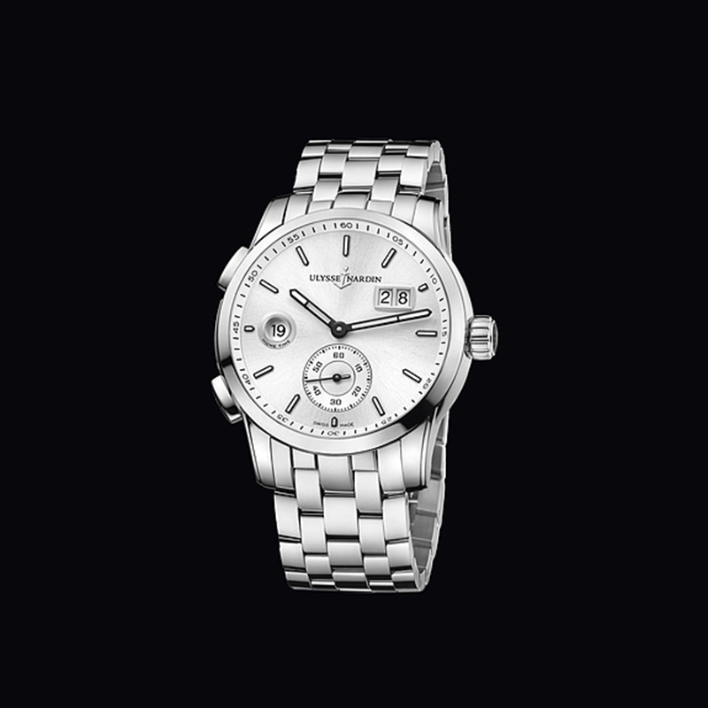 Dual Time Manufacture 42mm 3343-126-7/91