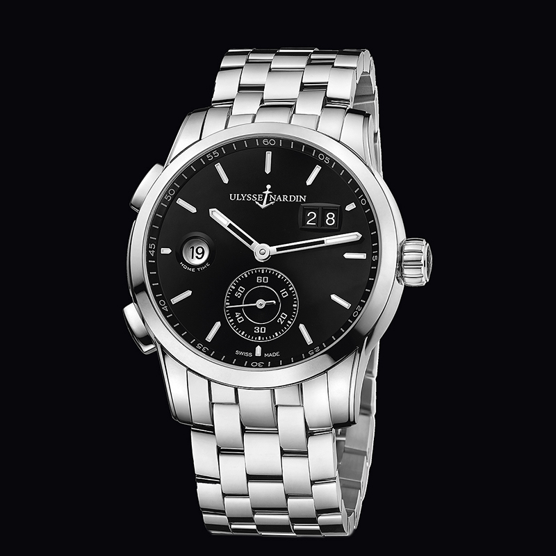 Dual Time Manufacture 42mm 3343-126-7/92