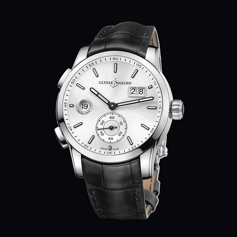 Dual Time Manufacture 42mm 3343-126/91