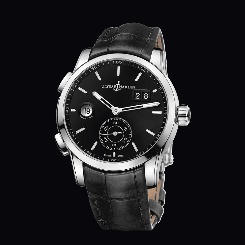 Dual Time Manufacture 42mm 3343-126/92