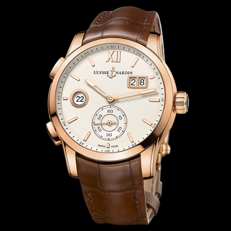 Dual Time Manufacture 42mm 3346-126/90 (Rose Gold)