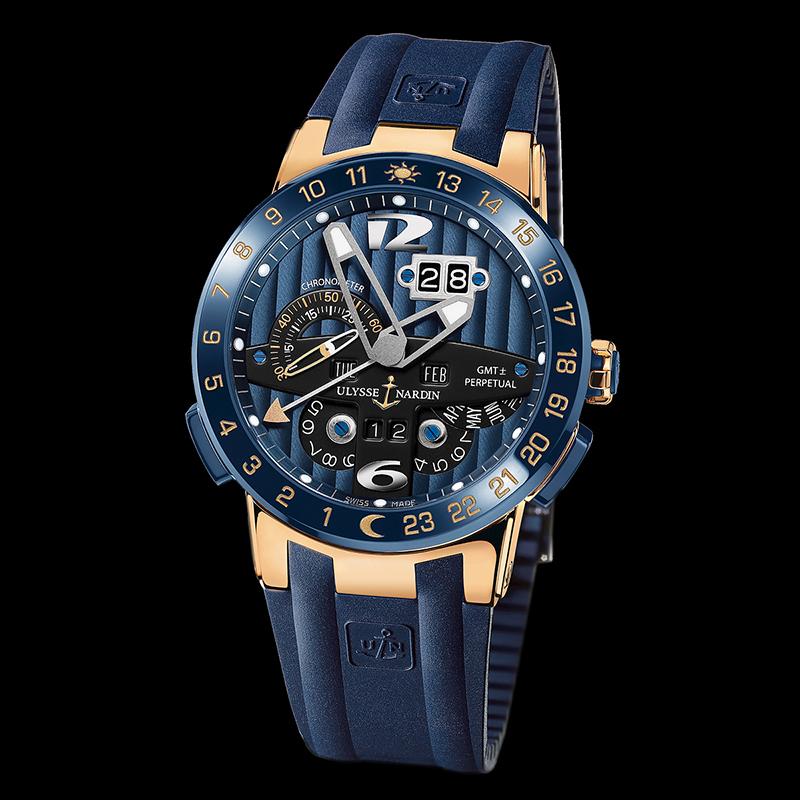 El Toro GMT Perpetual 43mm 326-01LE-3