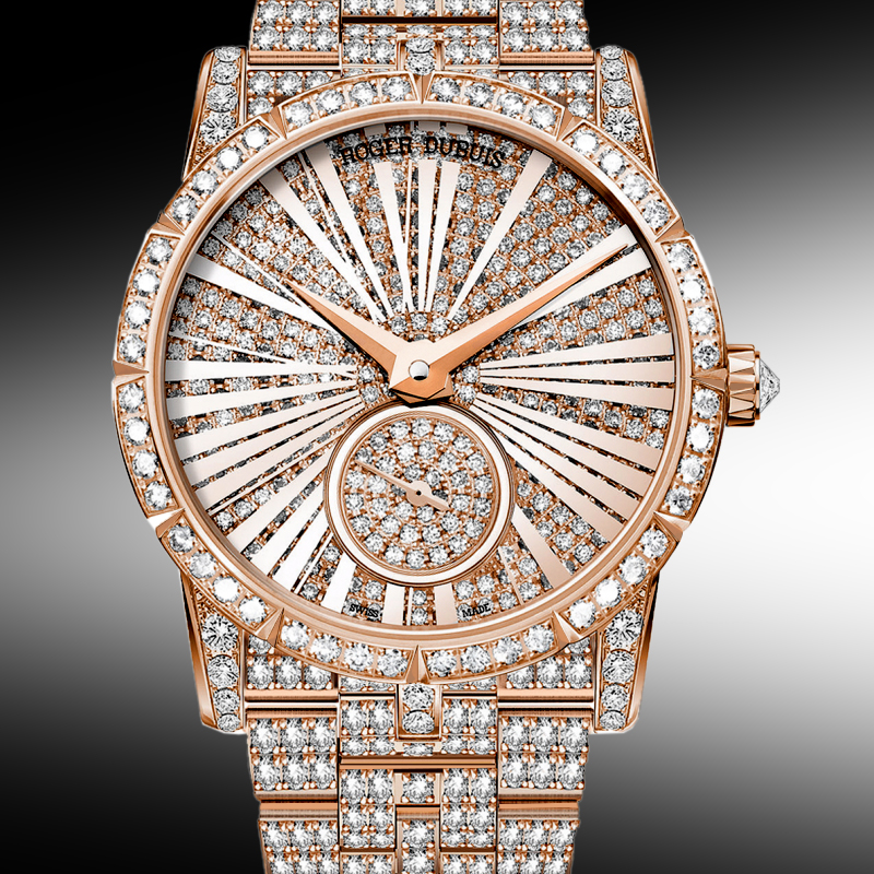 Excalibur 36 Automatic - High Jewellery RDDBEX0416