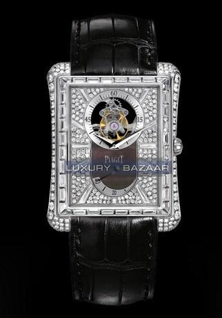 Exceptional Timepieces Emperador XL Diamond Watch GOA33078