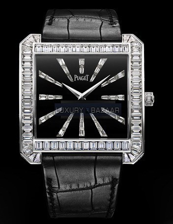 Exceptional Timepieces Protocole XXL Diamond Watch GOA33147