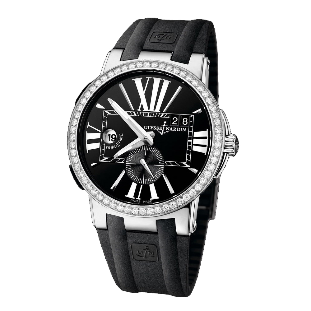 Executive Dual Time 43mm 243-00B-3/42