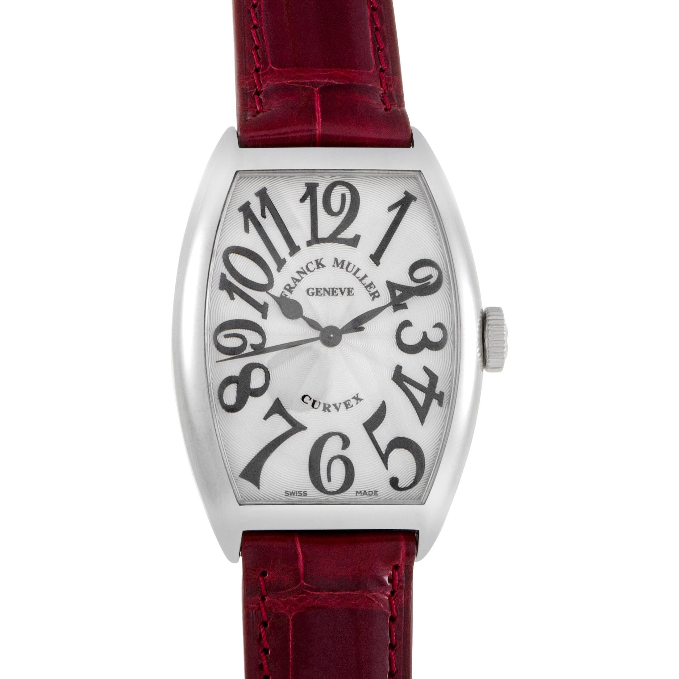 Curvex Womens Stainless Steel Quartz Watch 5851SCBLVAC_BRG