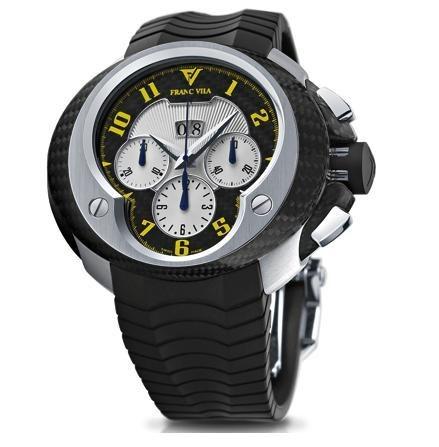 Franc Vila Chronograph Grand Date Cobra FVEVOS8ChCOBRA