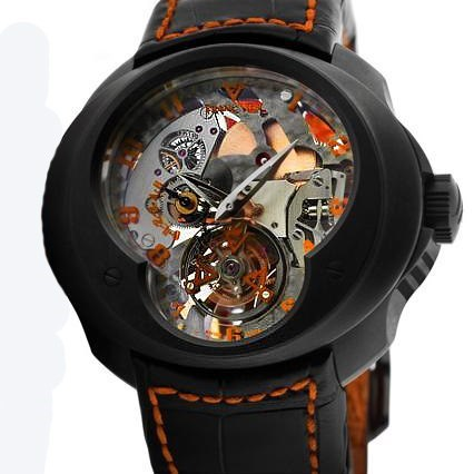 Franc Vila Tourbillon Planetaire Skeleton SuperLigero FVa N06