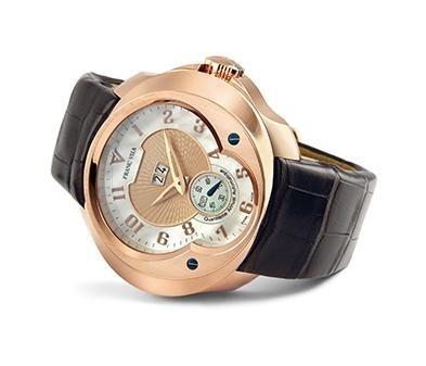 Franc Vila Haute Horlogerie Quantieme Annual Grand Dateur Automatique FVa8Qa