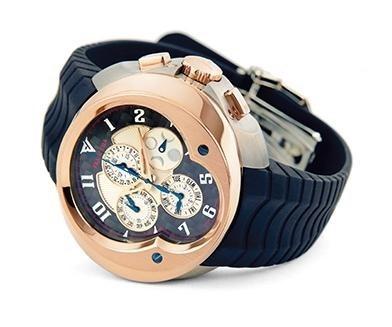 Franc Vila Grand Sport Alliance Concept Chronograph Master Quantieme Automatique FVa9