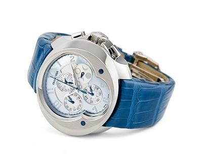 Franc Vila Haute Horlogerie Chronograph Master Quantieme Automatique FVa9