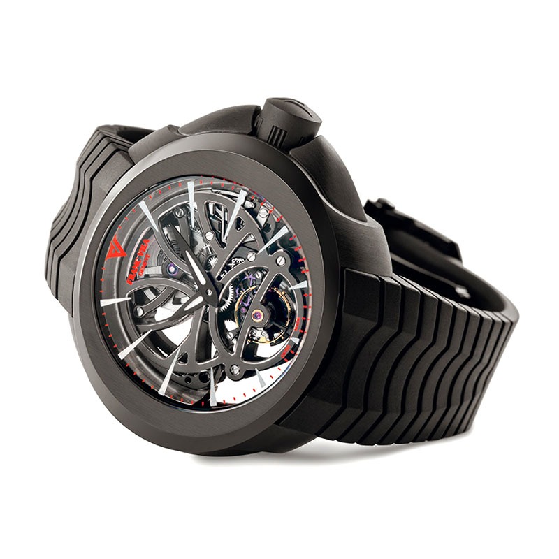 FVi N°8 Tourbillon Intrepido Superligero