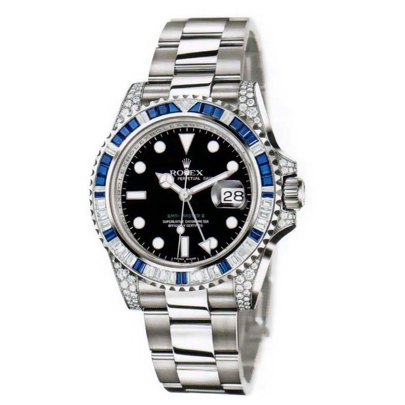 GMT-Master II Gold 116759SA