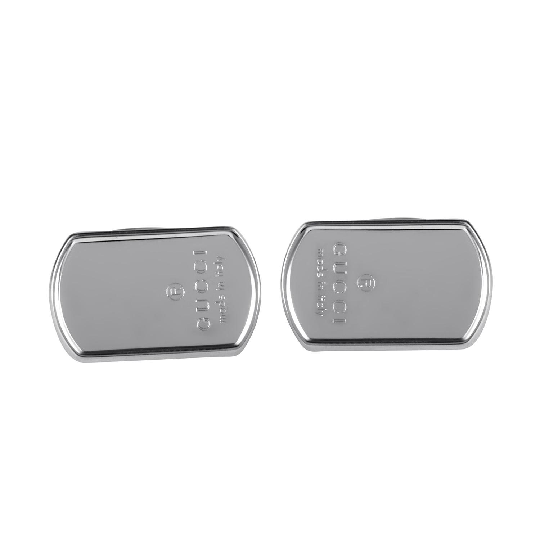 Men's Sterling Silver Signature Cufflinks 147841J84008106