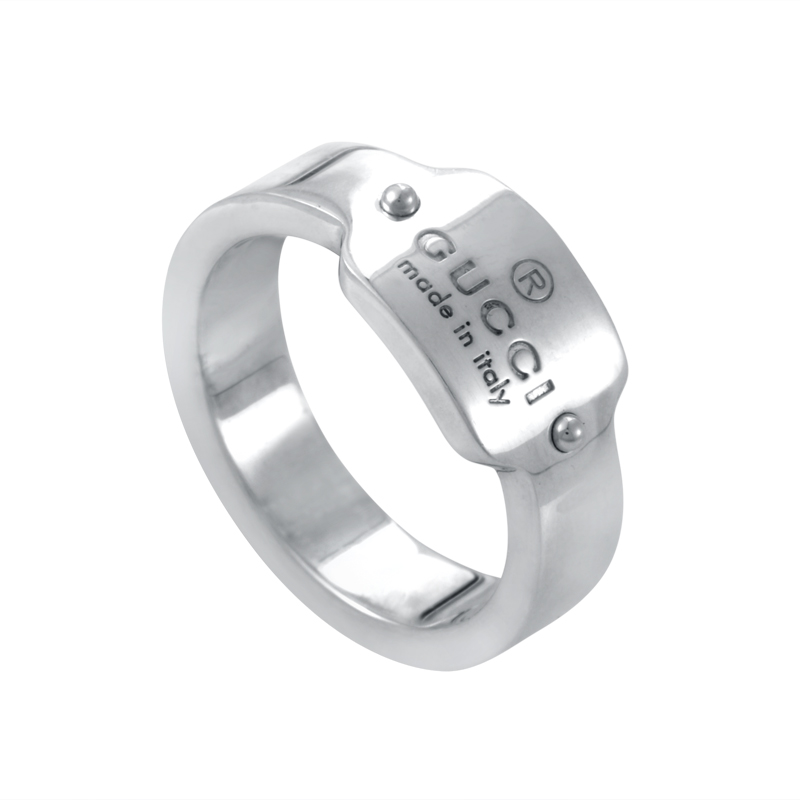 Sterling Silver Signet Ring 148306J84008106RCTL