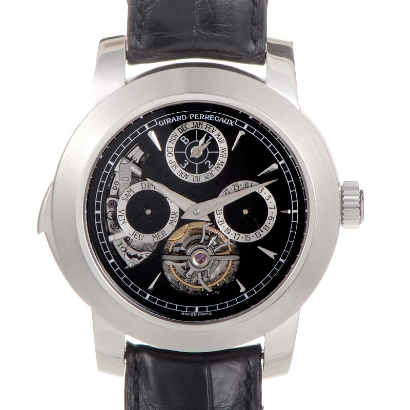 Girard Perregaux Platinum Opera Two Watch 99740