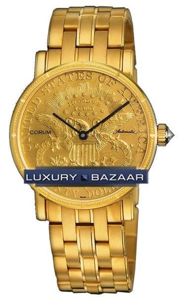 Gold Coin 20 Dollar 082.355.56/M500 MU51